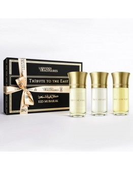 TRIBUTE TO THE EAST LUXURY SET 3X100ML