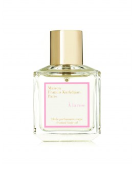 A LA ROSE -70ML-SCENTED BODY OIL