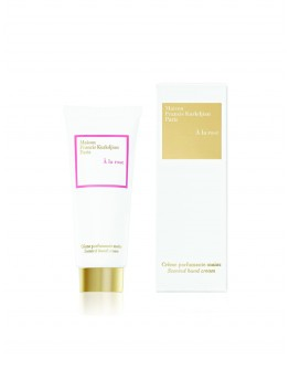 A LA ROSE HAND CREAM 70ML